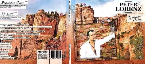 Maxi CD spanisches Feuer